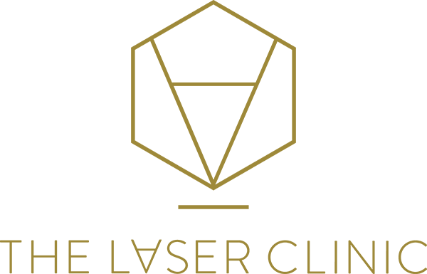 Logo Gold (Large) - The Laser Clinic Exmouth